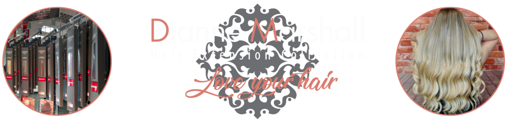 dianne marshall hair extensions for hair replacement systems