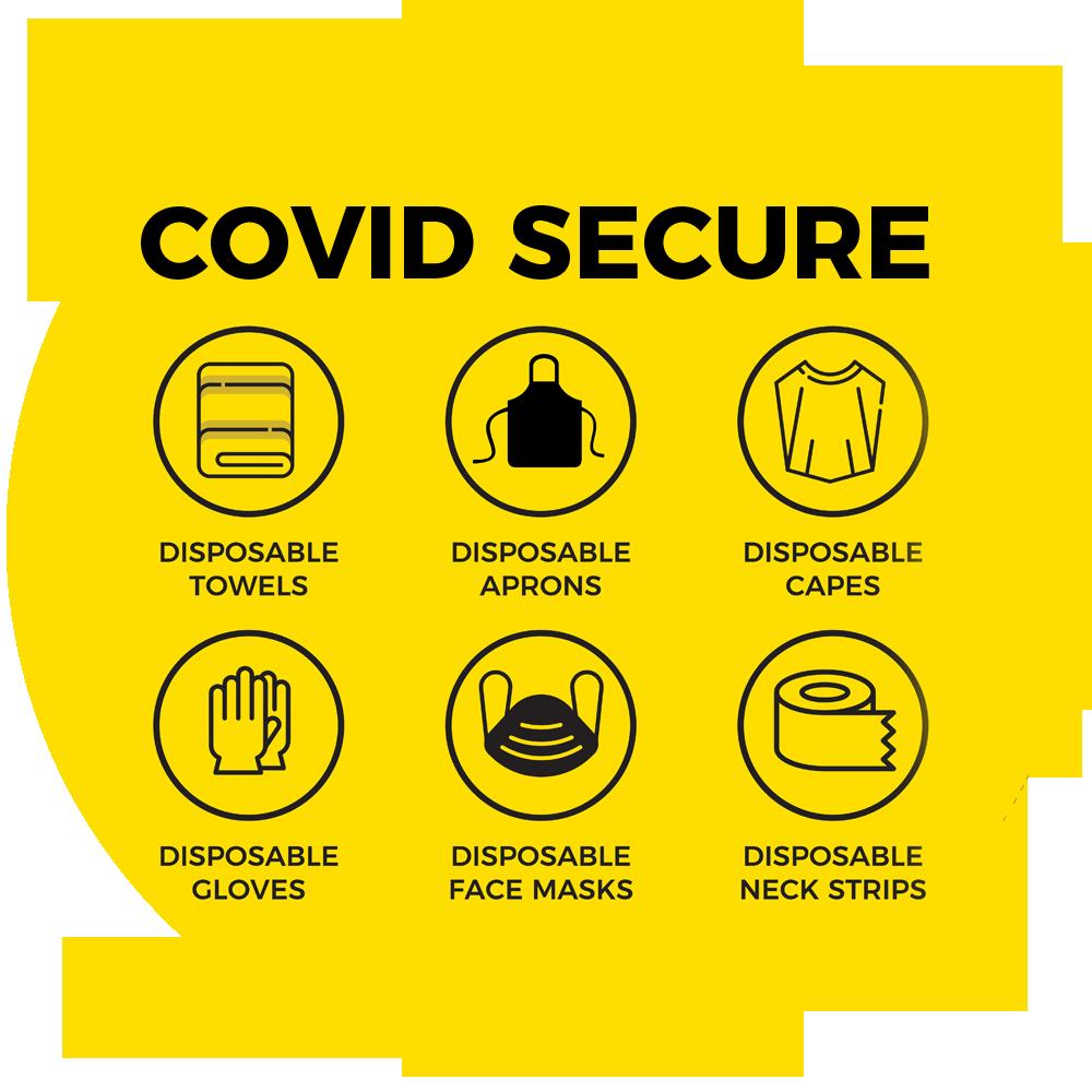 Covid Secure Salon