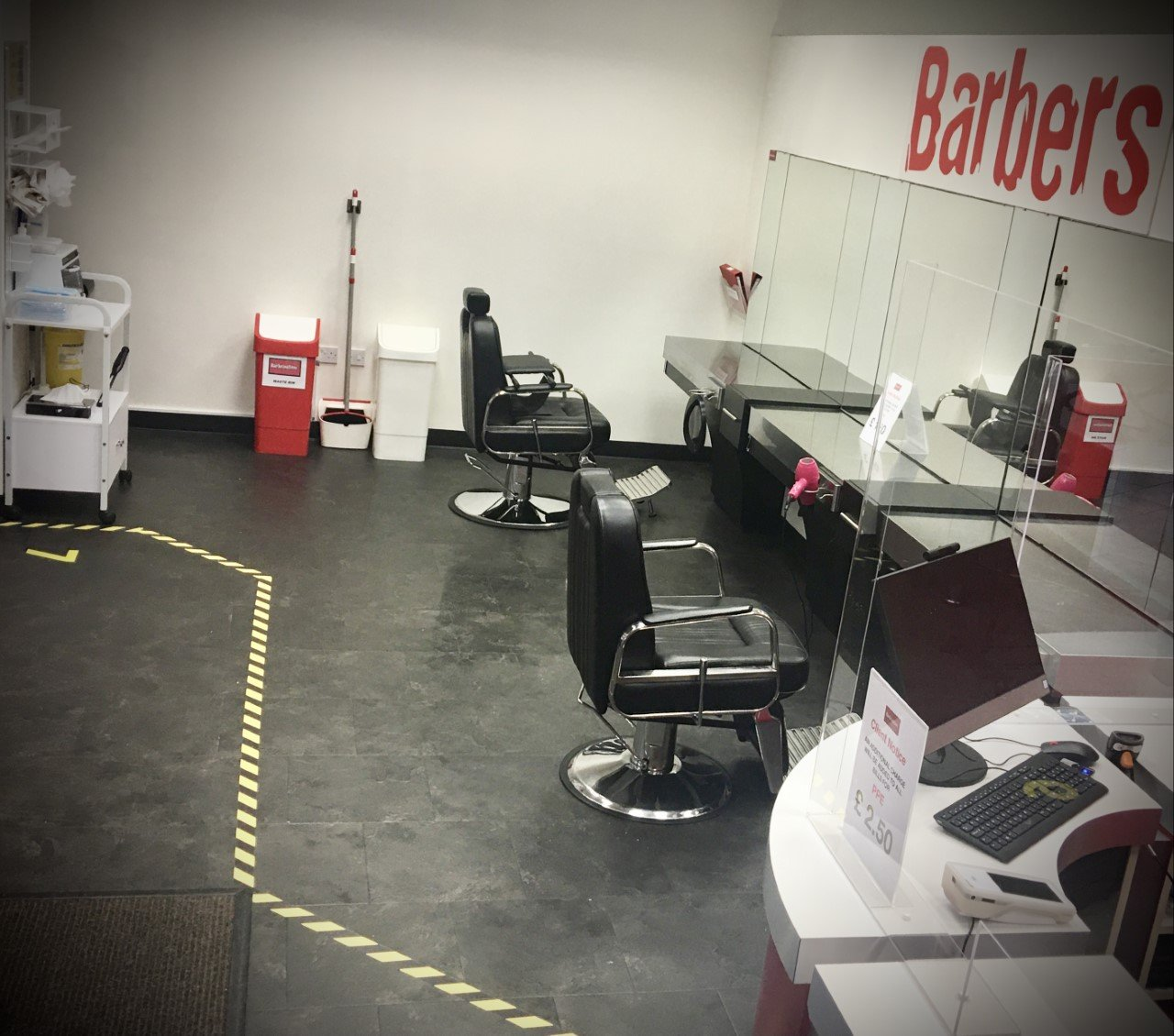 Mens Barbers Liverpool - Hairlucinations