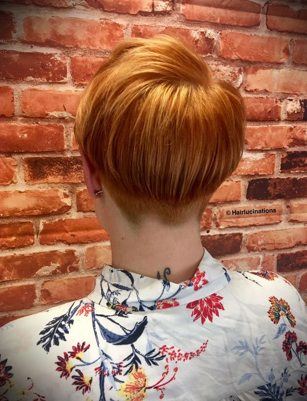 Copper Hair Colour Liverpool