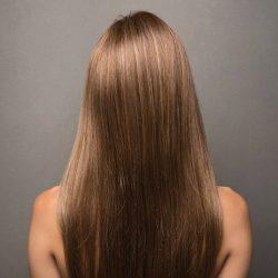 Nanokeratin hair smoothing system